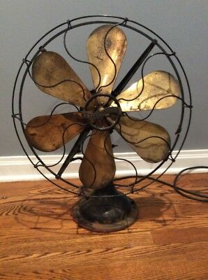 vintage Westinghouse Electric Fan 6 Blade Model 771O9F- Low Start‼️‼️‼️