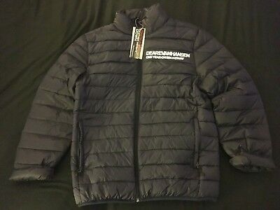 Rare Dear Evan Hansen One Year Anniversary Packable Down Jacket with Bag (Small)