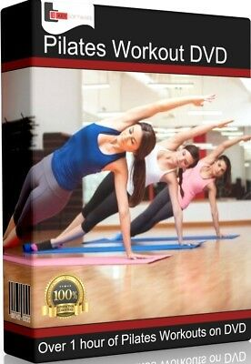 Learn Pilates Workout - Beginners Fitness - DVD Exercise Core Health