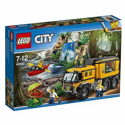"""LEGO® City 60160 """"Mobiles Dschungel-Labor"""" Expedition NEU/OVP NEW MISB"""