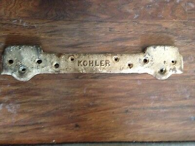 Vintage Cast Iron Kohler Wall Mount Sink Bracket