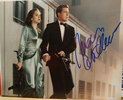 SIGNED Autographed Marion Cortillard Allied Movie 8x10 Photograph