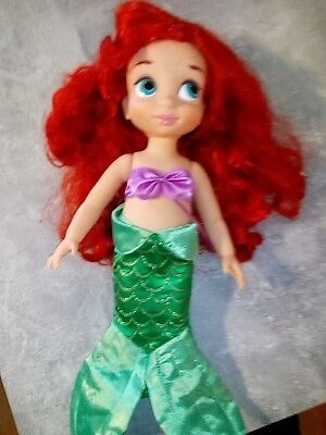"Disney Animators Collection Doll "" Arielle "" - Disney Puppe - Bespielt"