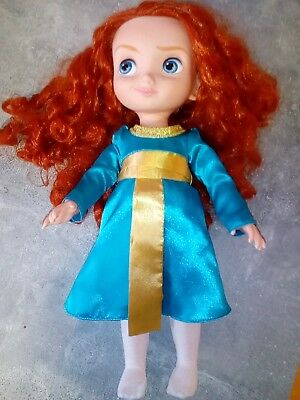 "Disney Animators Collection Doll "" Merida "" - Disney Puppe - Bespielt"