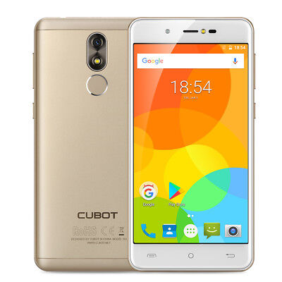 "5"" Cubot R9 Android 7.0 Smartphone 16GB+2 Quad Core Dual SIM 13MP 3G Móvil Phone"