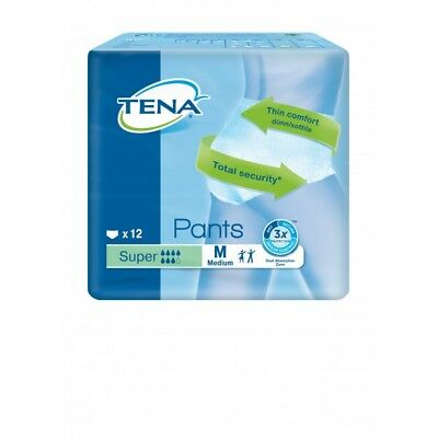 Pack de 6 sachets de TENA Pants M Super