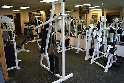 GYM EQUIPMENT INCLUDES Body Masters, Icarian, Titan, and Life Fitness $  REDUCED