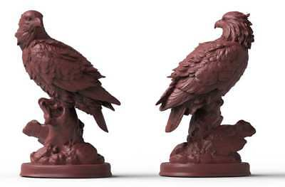 CNC 3d Relief Model STL for Router 3 axis Engraver #eagle
