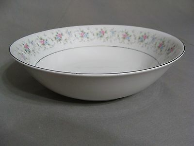 Fine China of Japan Round Serving Bowl In The Corsage #3142 Pattern, Japan