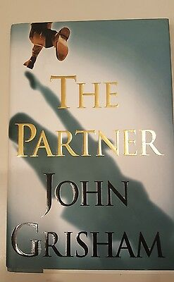 The Partner By John Grisham First Edition Hardcover