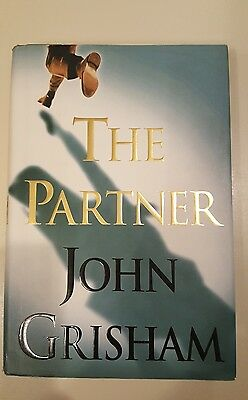 The Partner By John Grisham First Edition Hardcover.