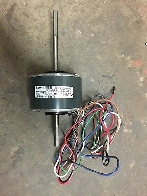 GE Double Shafted Motor