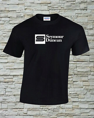 Seymoor Duncan Printed T-Shirt Size, Print and Color Choice (2)
