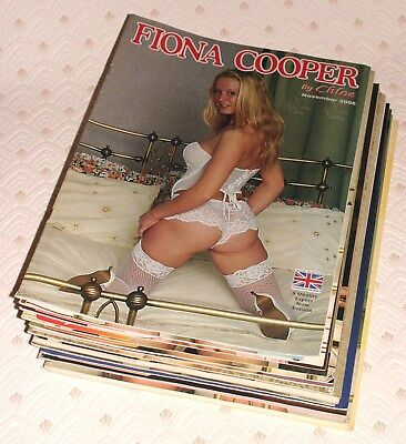 Fiona Cooper Magazines, complete collection of 15 from 2006.  V.G.C.