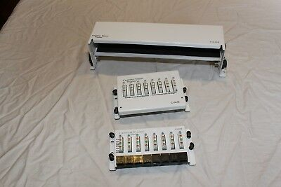 Channel Vision Central C-0508 C-0438 Data Termination Modules