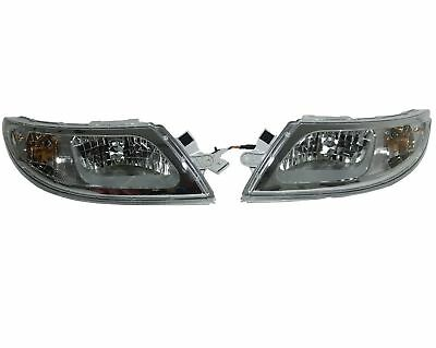 International 4100 4200 Headlights 4300 4400 8600 Pair OE# 3574387C93 3574388C93