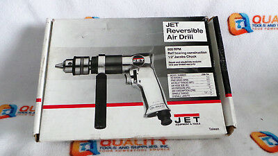 New Jet JSM-709R 1/2-Inch 800 RPM Pnuematic Reversible Air Drill
