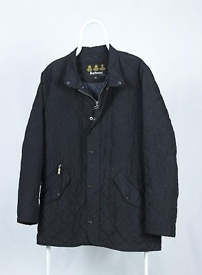 Mens BABROUR Chelsea Quilted Jacket