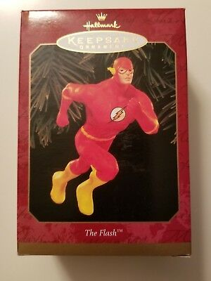 Hallmark Keepsake Ornament  The Flash  QX6469  1999  Brand New - Box Minor Issue