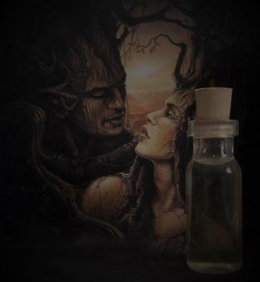 ADAM & EVE Ritual Oil Anointing Oil Marriage & Couples Oil ~ Wicca Witchcraft
