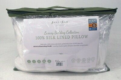 Queen L3 or 2Pk Travel Pillows SmartSilk Luxury Pillow YOUR CHOICE King L2