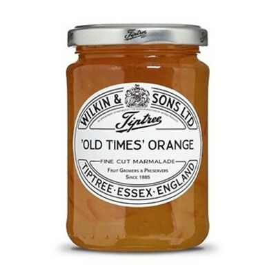 Tiptree English Marmalade, Old Times Orange Marmalade , (2 Jars x 340g)