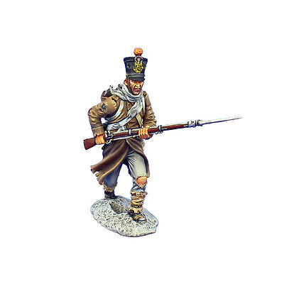 First Legion: NAP0490 French Fusilier Charging - 4th Line Infantry