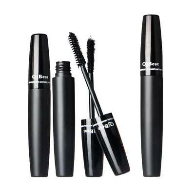 longue extension de cils de maquillage de curling mascara de mèche de fibre