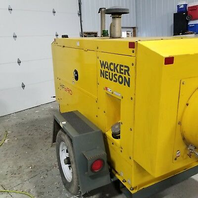 Wacker Neuson HIF690 Flameless heater