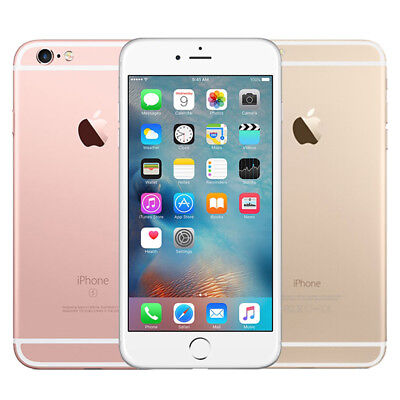 "Original Apple iPhone 6s Plus 5.5"" 16GB Factory Unlocked Smartphone 4G LTE GPS"