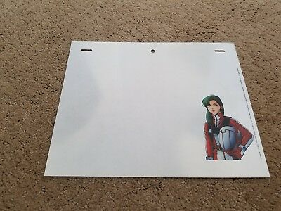 Robotech - The Masterpiece Collection Macross CEL Only - Miriya Sterling