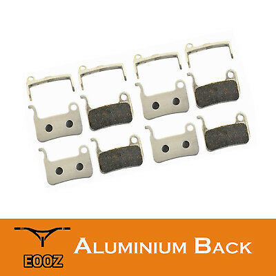 4 Pairs SUPER LIGHT DISC BRAKE PADS FOR Shimano A01S Deore M596 SLX M665 XT M775