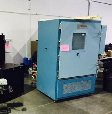 Tenney Environmental Test Chamber Tenn Trol Hot, Cold and humidity TH27