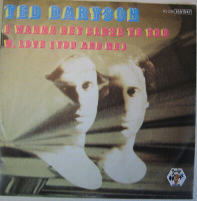 Ted Baryson - I Wanna Get Close To You / W. Love (You And Me)
