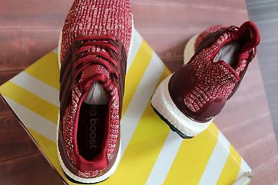 Never worn Ultra Boost 3.0 ba8845 Burgundy US Size 7 for Mens freeshipping