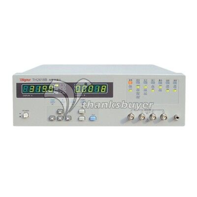 Precision Capacitance Meter Tester TH2618B For Product Line Fast Measurement