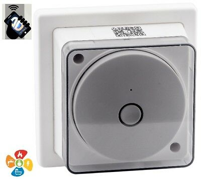 Wireless Timer Clock 24 hour 7day Timeswitch Lighting Immersion Heating Security
