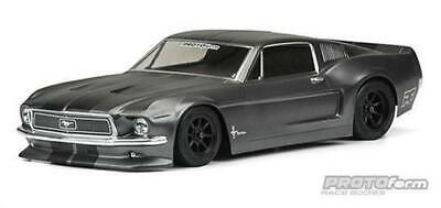 Proline Protoform 1968 Ford Mustang Clear Body / PRO1558-40