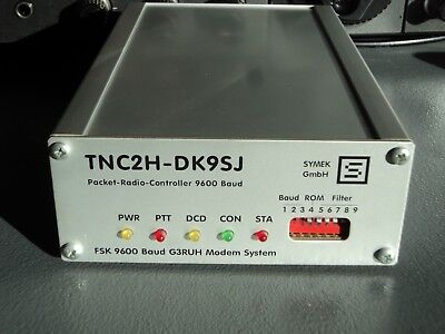 Packet Radio Modem  TNC2H  Symek