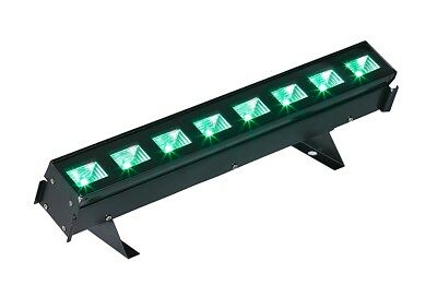 SOUNDSATION CLUB LINER 93 RGB - Barra LED Mini 8 LED da 3W RGB 3in1