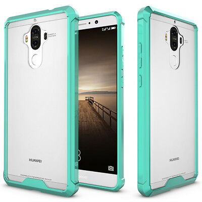 For Huawei Mate 9 P8 Lite P10 PLUS Phone Case Ultra Thin Clear Hard Armor Cover