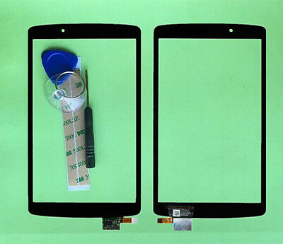 Touch Screen Digitizer Glass Replacement for LG G Pad 8.0 V480 V490 Tablet