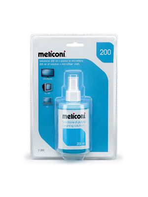 Meliconi C200 Equipment cleansing pump spray, Uso appropriato: LCD/TFT/Plasma, V
