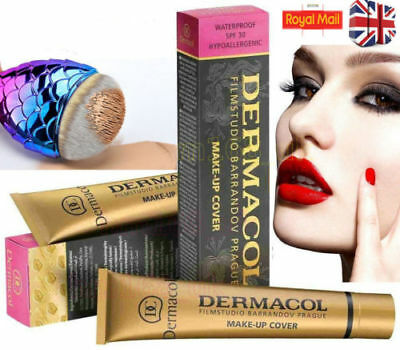Dermacol Film Studio Legendary High Covering Foundation Hypoallergenic Make Up