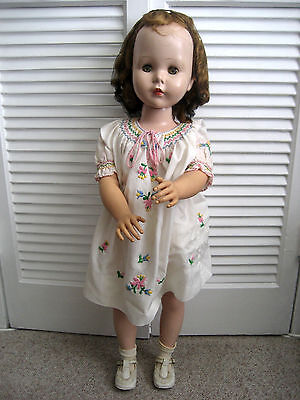 "30"" Sweet Sue Walker Doll by American Character / Circa 1940's to Mid 60's"