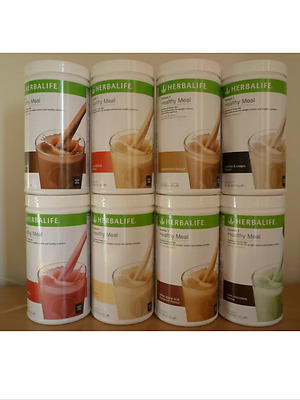 2x Herbalife Formula 1 Nutritional Shake 550 grams. FREE DELIVERY