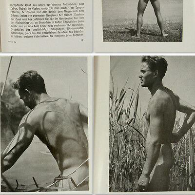 GERMAN Naked Male Gay Female Photo Book 30s man woman men Nude Germany