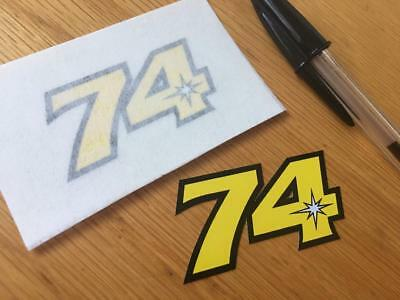 Daijiro Kato Number 74 (Very Small Pair)
