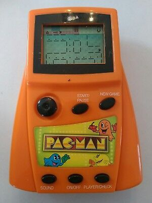 Vintage 1980 MGA Entertainment Namco PAC-MAN Handheld ELECTRONIC Video GAME