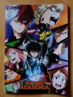 Koneko Manga Anime Heft Nr. 81 Digimon Tri My Hero Academia Sailor Moon Overlord